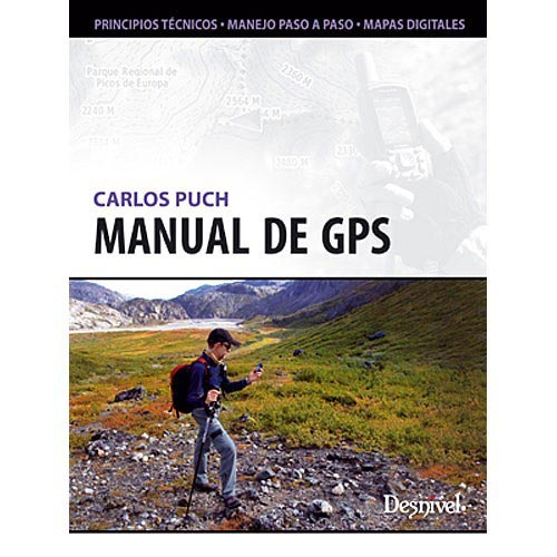 Ed. Desnivel Manual de Gps -