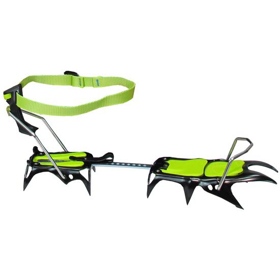 Edelrid Shark (3 binding system) - Photo of detail