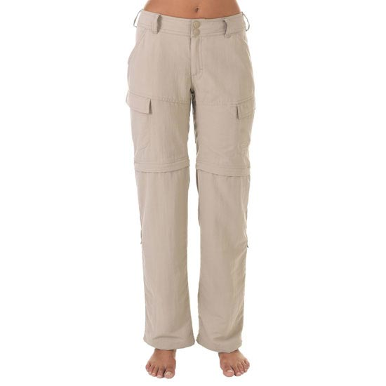 The North Face Paramount Peak Convertible Pant W - Dune Beige