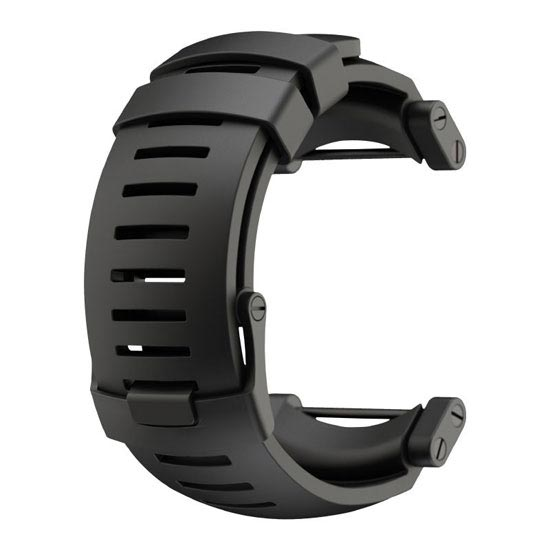 Suunto Core Black Rubber Strap -