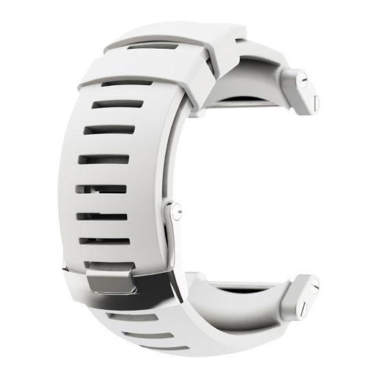 Suunto Bracelet caoutchouc blanc pour Suunto Core -