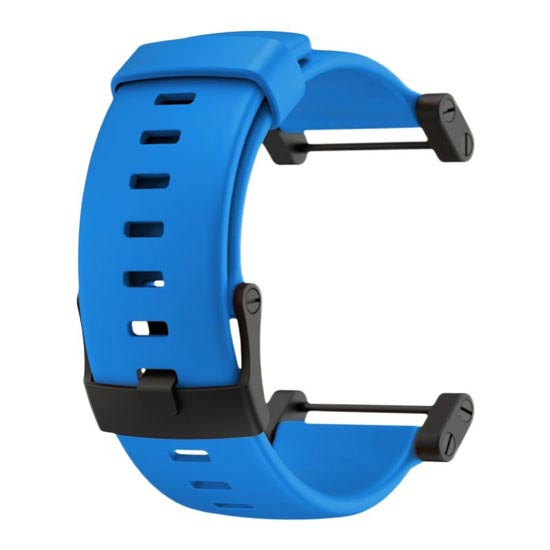 Suunto Core Blue Rubber Strap -