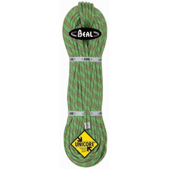 Beal Cobra II 8.6mmx60m Golden Dry +Unicore - Green