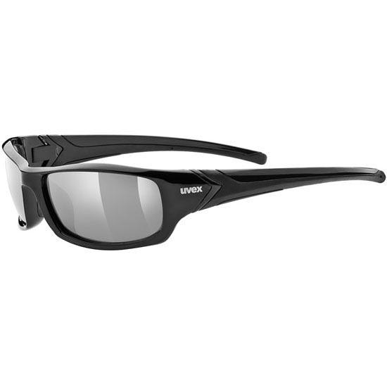 Uvex Sportstyle 211 Black Polavision S3 -