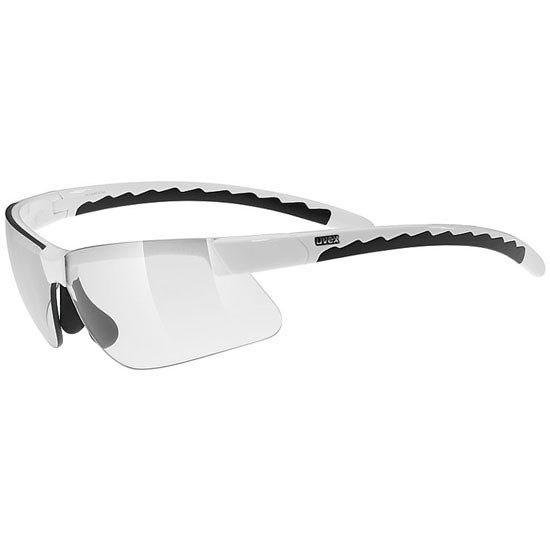 Uvex Active White Black Variomatic S1-3 -