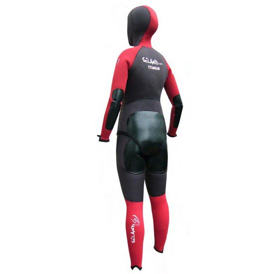 Seland Mulhacen  Women´s Wetsuit - Photo of detail