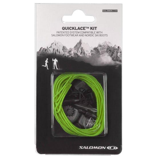 Salomon Quicklace Kit - Green