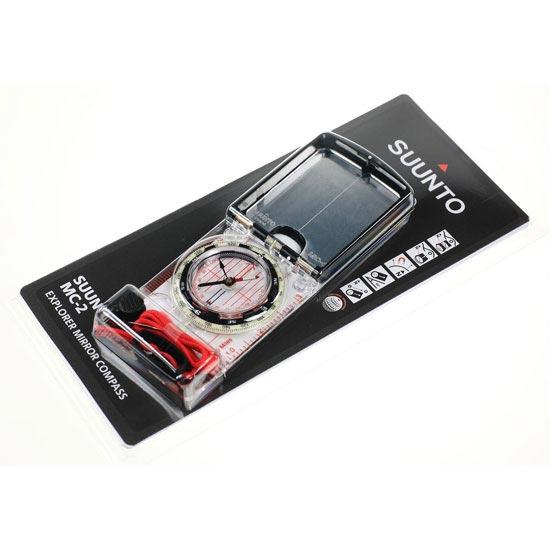 Suunto MC-2 Compass - Photo of detail