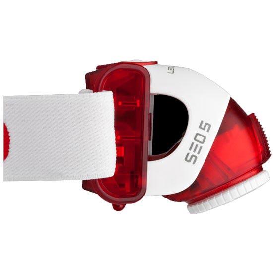 Led Lenser SEO 5 180 Lumens - Photo of detail