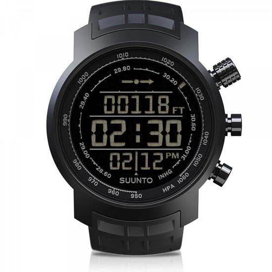 Suunto Elementum Terra All Black -
