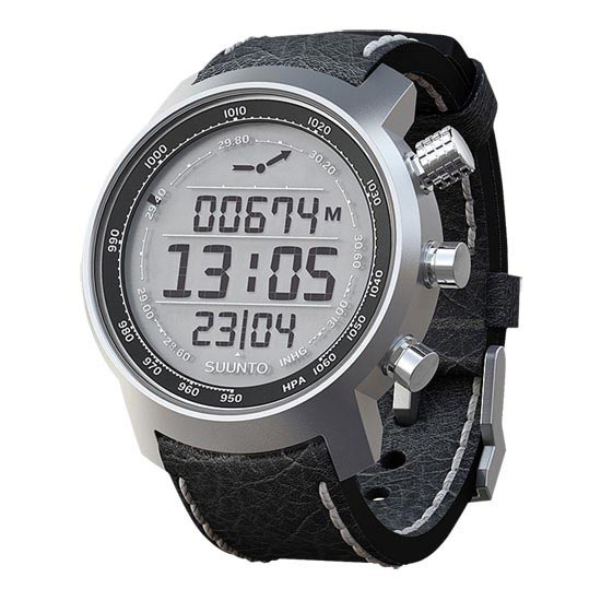 Suunto Elementum Terra P/ Black Leather -