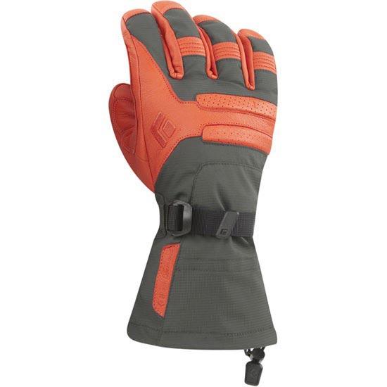 Black Diamond Vision Glove - Lava