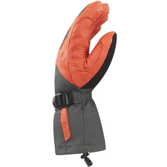 Black Diamond Vision Glove - Photo de détail