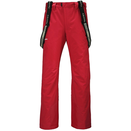 Schöffel Irving Dynamic II Pant - Massive Red