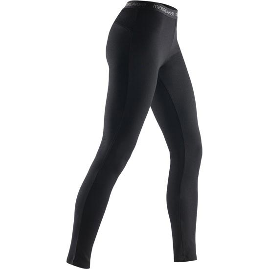 Icebreaker Vertex Leggings W - Black