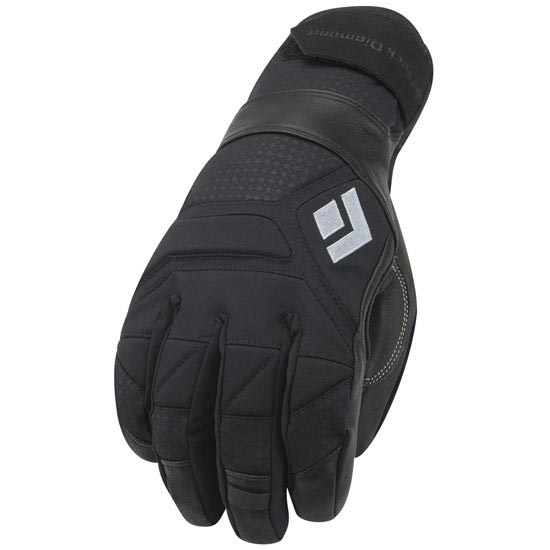 Black Diamond Punisher Glove - Negro