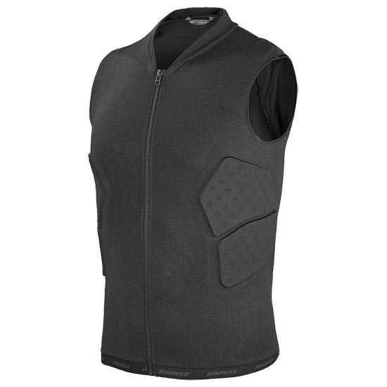 Dainese Waistcoat Soft Flex Kid - Black Orange