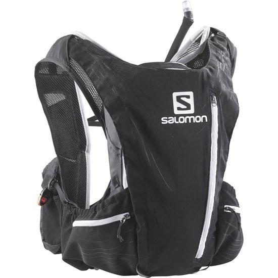 Salomon Advanced Skin 12 Set - Aluminium