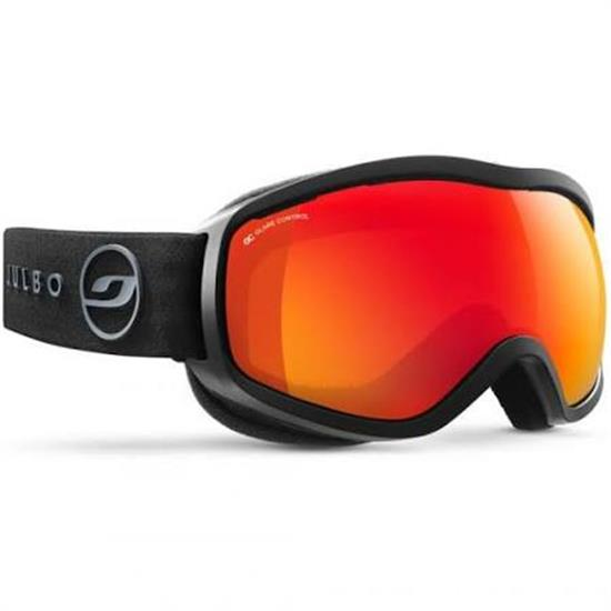 Julbo Equinox Black/grey Rouge Polarisant -