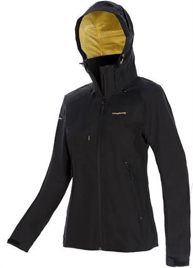 Trangoworld Lacq Dt Jacket - Negro