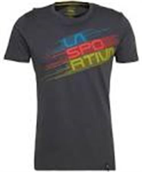 La Sportiva Stripe Evo T-Shirt M Carbon - 900900