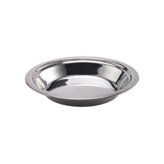 Laken Stainless Steel Plate 22cm -