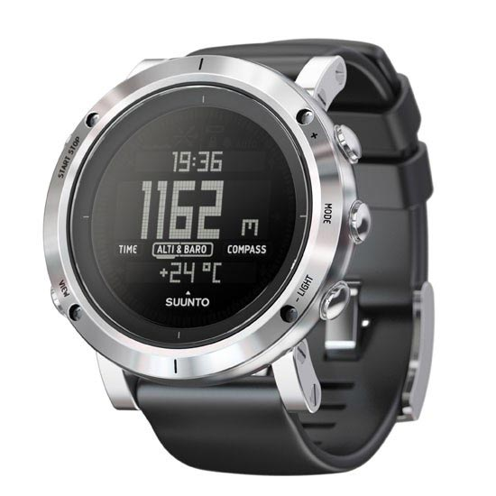 Suunto Core Brushed Steel -