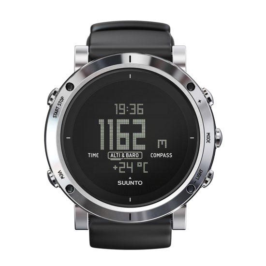 Suunto Core Brushed Steel - Photo of detail