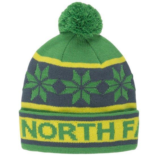 The North Face Ski Tuke III - Flashlight Green