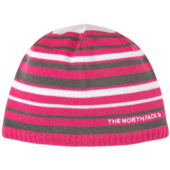 The North Face Youth Rocket Beanie - Passion Pink