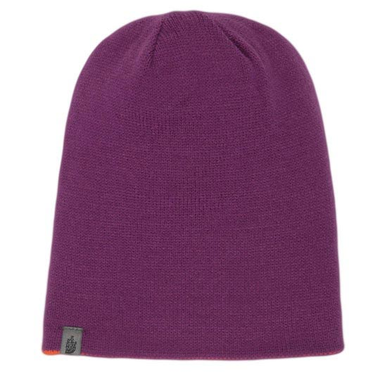 The North Face Anygrande Beanie - Spicy Orange / Urchin / Purple