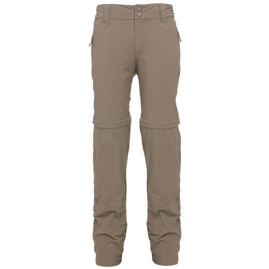 The North Face Trekker Convertible Pant W - Weimaraner Brown