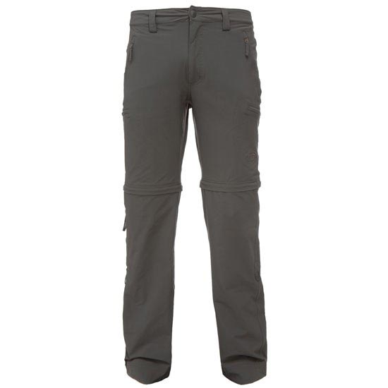The North Face Trekker Convertible Pant - Asphalt Grey