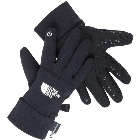 The North Face Youth Etip Glove - TNF Black