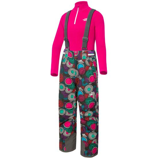 The North Face G Skyward Insulated Pant - Pixie Purple Print