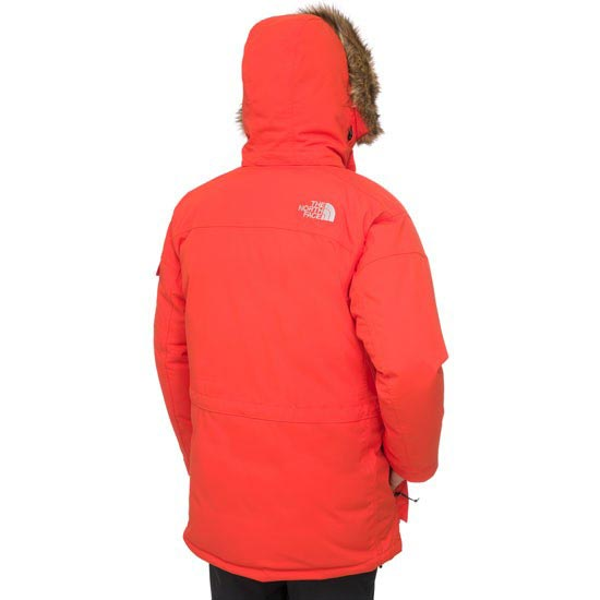 The North Face McMurdo Parka - Photo of detail