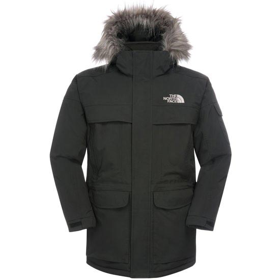The Face Mcmurdo Chaquetas North Parka Ropa Impermeables r57xvr6