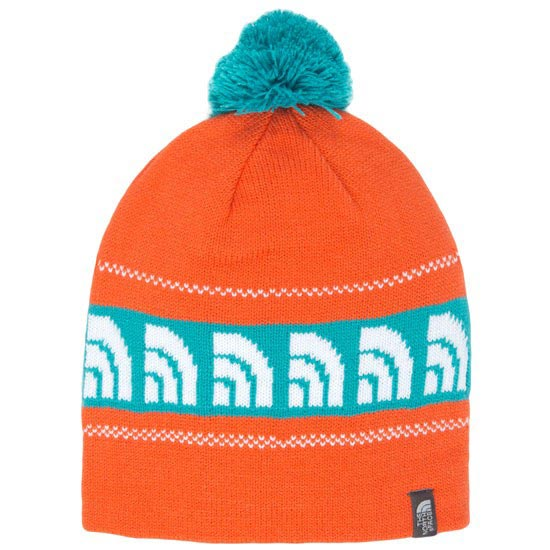 The North Face Bamboozle Beanie - Spicy Orange