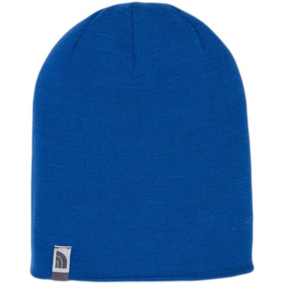 The North Face Youth Reversible Leavenworth Beanie - Photo of detail