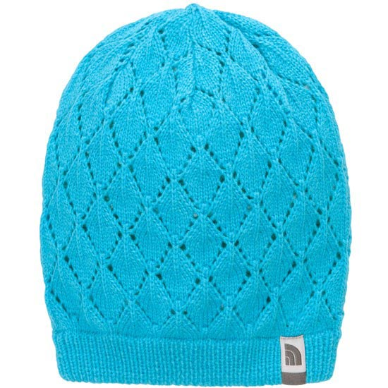 The North Face Youth Shinto Beanie - Turquoise Blue