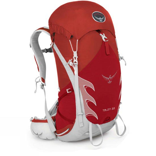 Osprey Talon 33 M/L Rush Red -