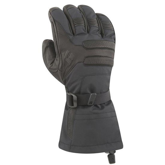 Black Diamond Vision Glove - Black