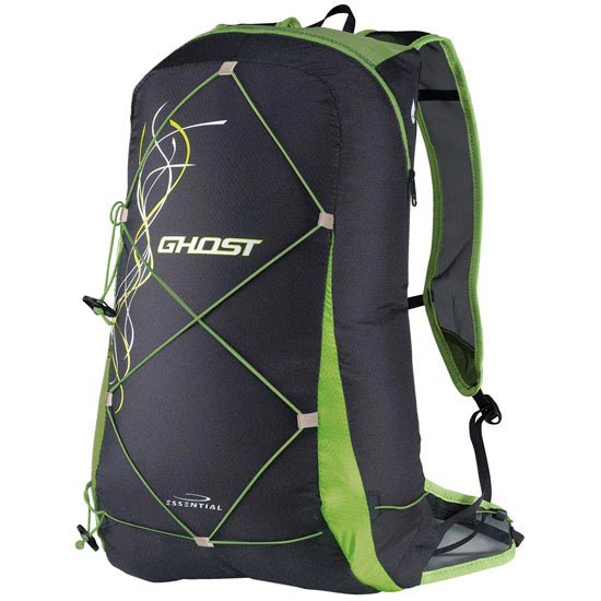Camp Ghost 15 L Black/Green -