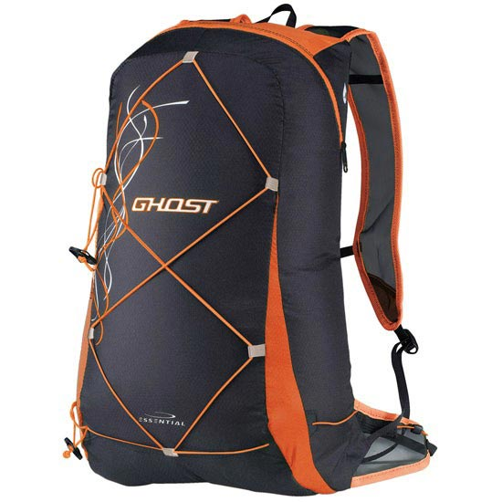 Camp Ghost 15 L Black/Orange -