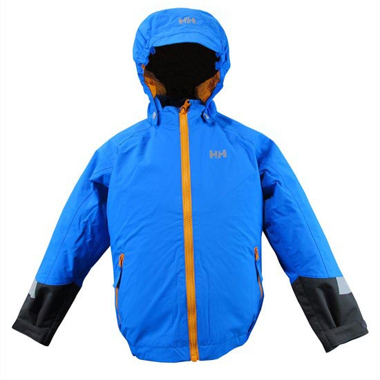 Helly Hansen K Shelter 2L HT Jacket - Racer Blue