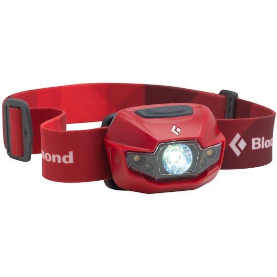 Black Diamond Spot 130 Lumens - Fire Red