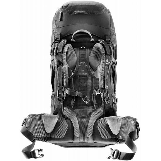 Deuter Futura Vario 50 + 10 - Photo of detail