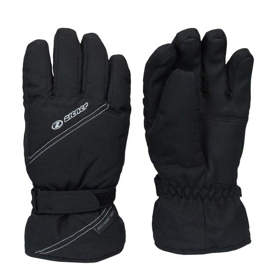 Ziener Lorbi Glove Kids - Black