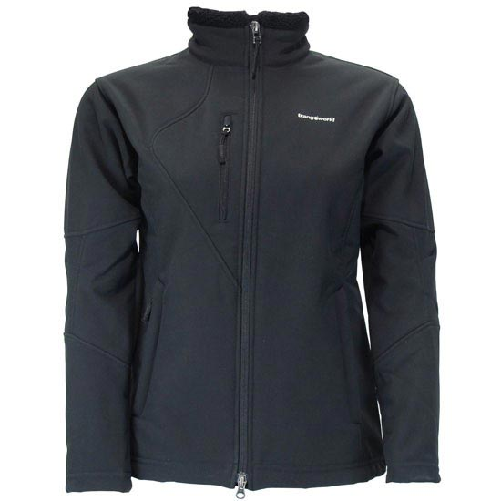 Trangoworld Huve CN Jacket W - Black