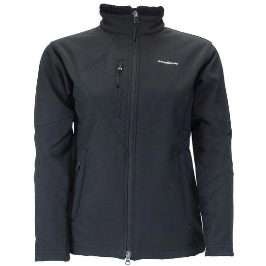 Trangoworld Huve CN Jacket W - Noir